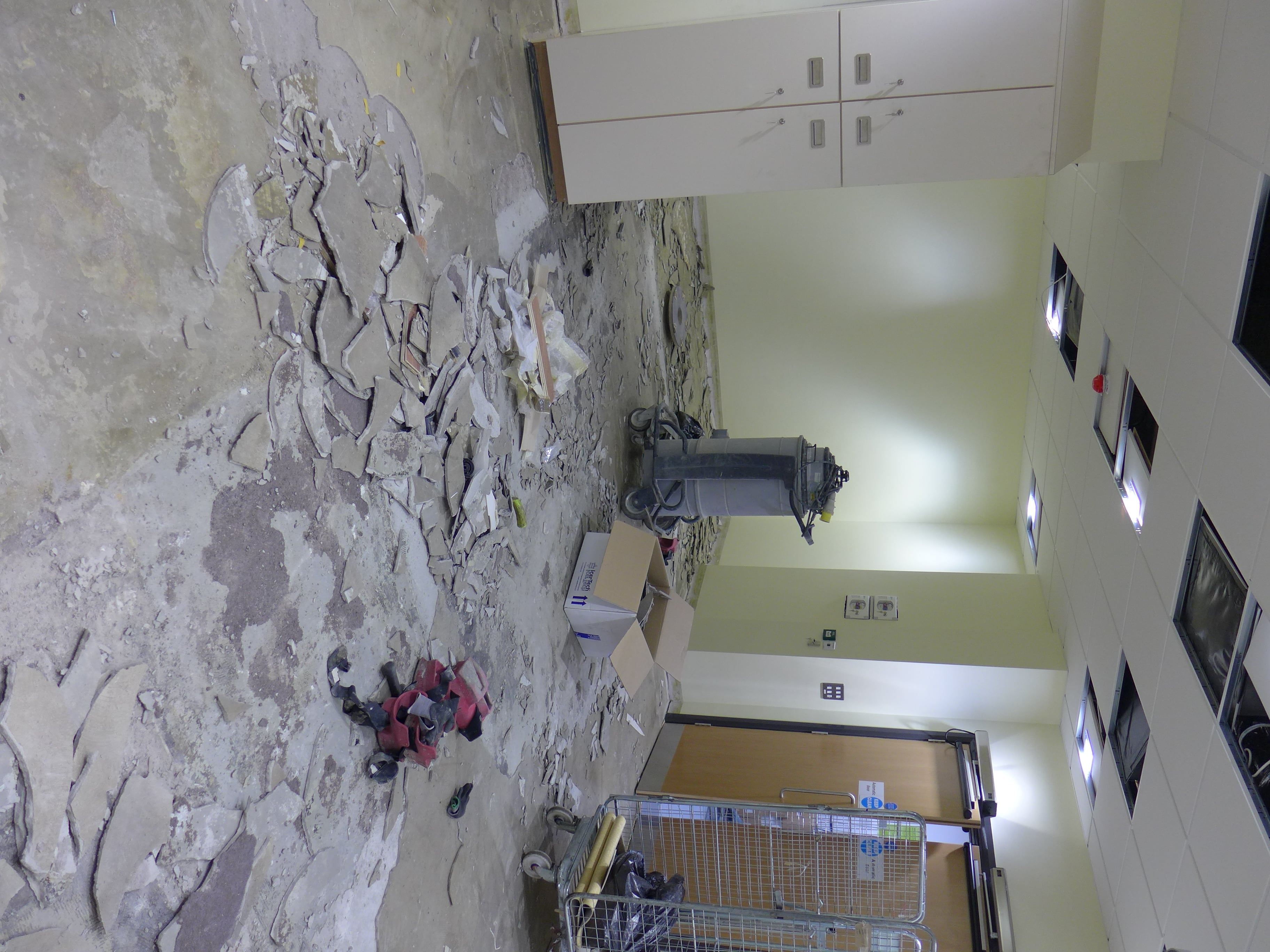 rvh - stroke unit floor 001
